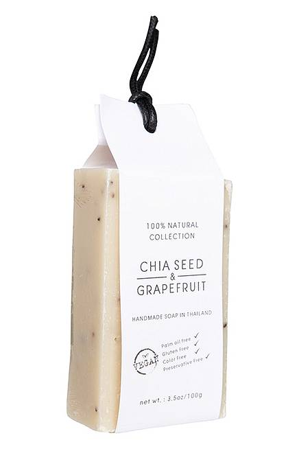 Seife Chia Seed/Grapefruit